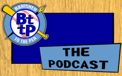 Banished to the Pen Podcast logo