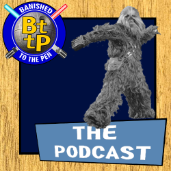 Banished to the Pen Podcast - Star Wars Draft