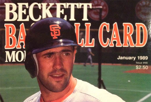 Beckett Baseball Card Monthly Revisited Banished To The Pen
