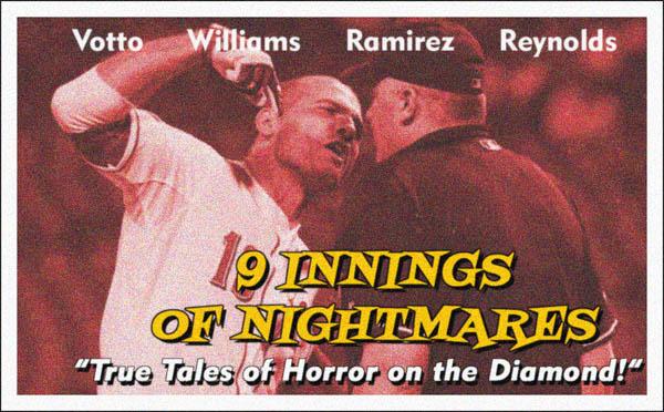 Joey Votto - 9 Innings of Nightmares