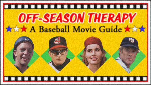 Banished to the Pen Baseball Movie Guide