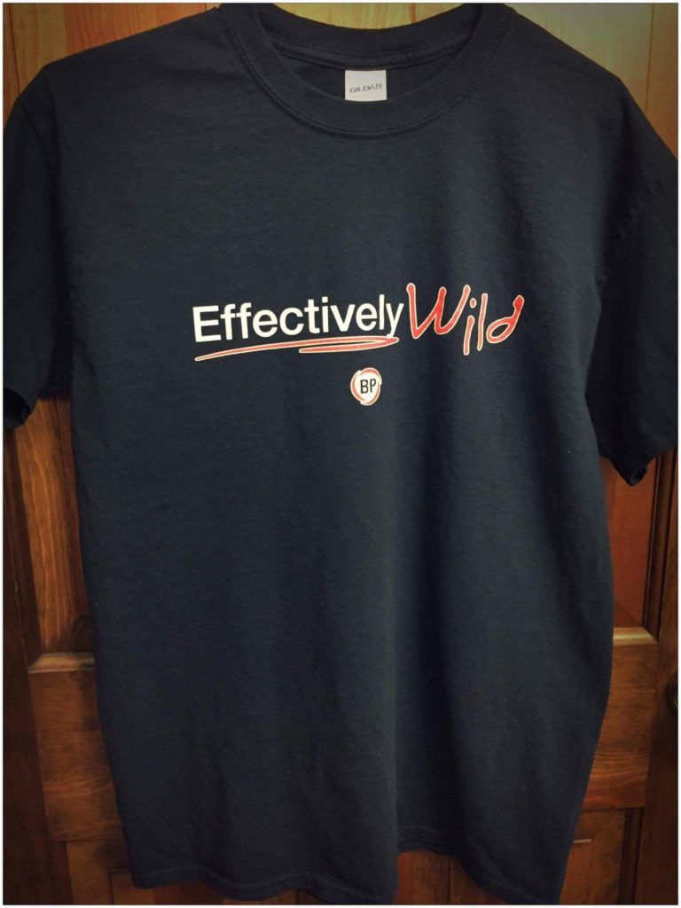 Effectively Wild Logo Shirt