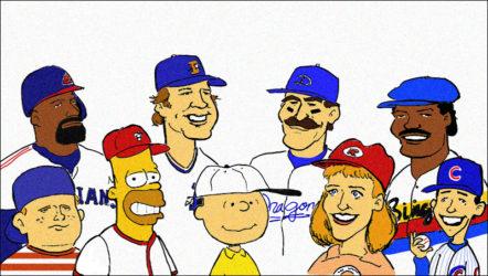 Baseball characters poll