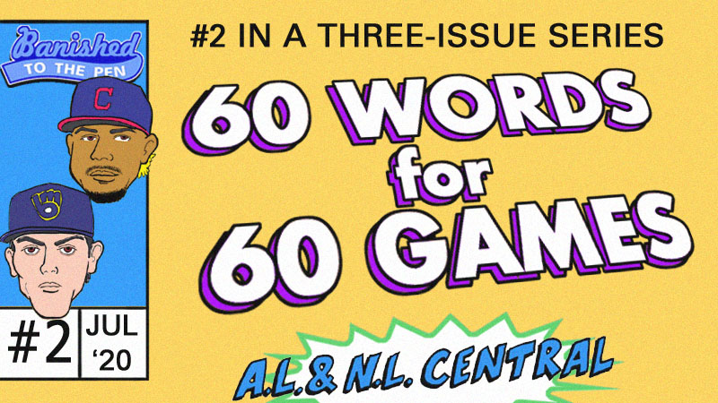 60 Words for 60 Games - Central