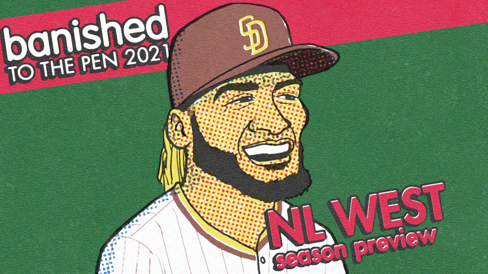 Season Previews 2021 - NL West (Fernando Tatis Jr)